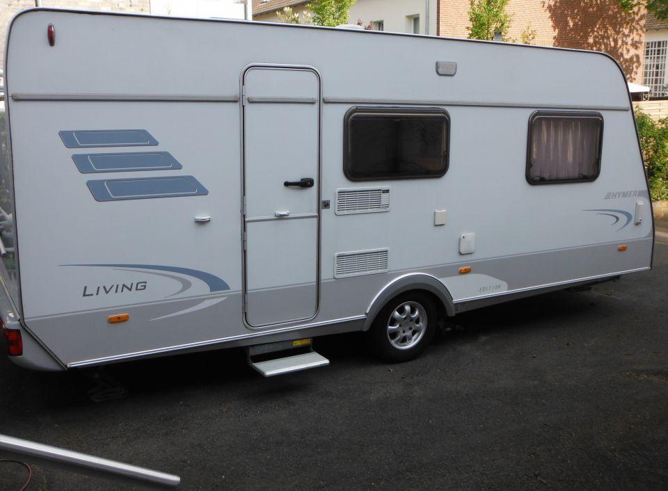 hymer eriba living 520 als pickup camper bei. Black Bedroom Furniture Sets. Home Design Ideas