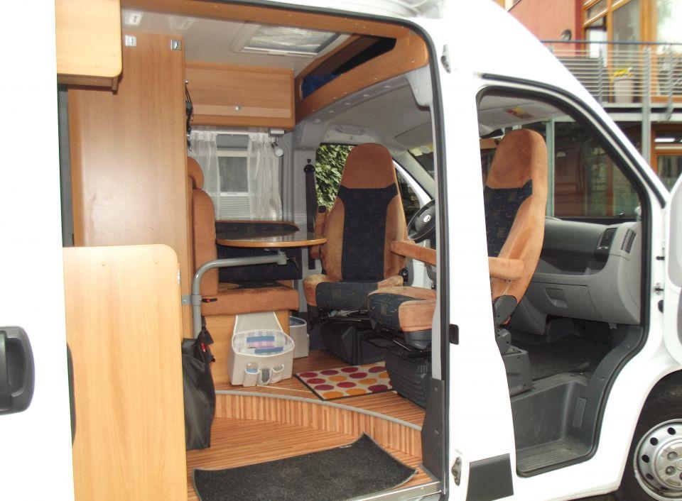 p ssl roadcamp 541 als kastenwagen bei. Black Bedroom Furniture Sets. Home Design Ideas