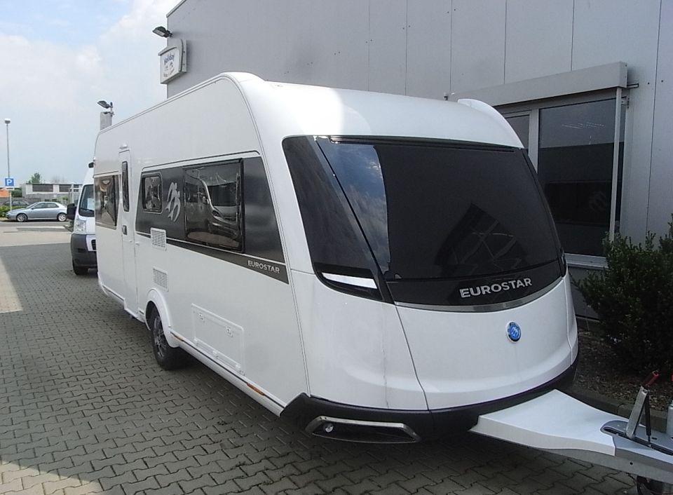 knaus eurostar 500 eu als pickup camper in neustadt bei. Black Bedroom Furniture Sets. Home Design Ideas