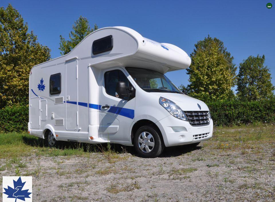 ahorn camp a 595 als pickup camper in speyer bei. Black Bedroom Furniture Sets. Home Design Ideas