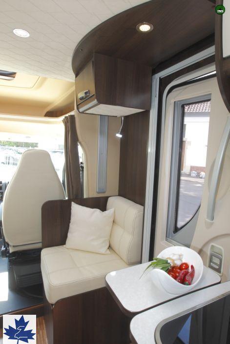 ahorn camp 690 als teilintegrierter in speyer bei. Black Bedroom Furniture Sets. Home Design Ideas