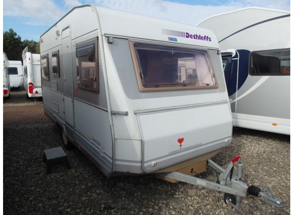 dethleffs camper 430 t als pickup camper in wietzendorf. Black Bedroom Furniture Sets. Home Design Ideas