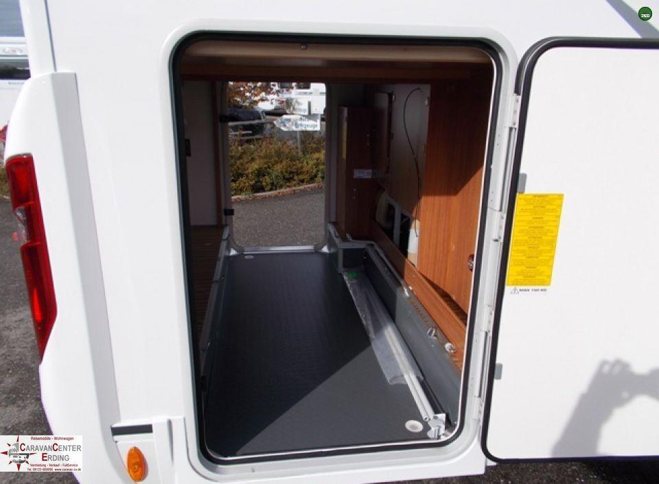 Adria Compact Sl Als Pickup Camper In Bockhorn Bei