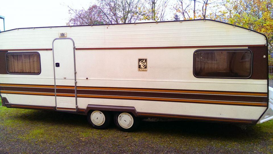 knaus azur 750 als pickup camper bei. Black Bedroom Furniture Sets. Home Design Ideas
