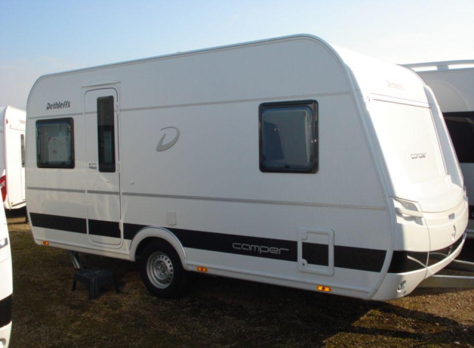 dethleffs camper 450 fl als pickup camper in kremmin bei. Black Bedroom Furniture Sets. Home Design Ideas