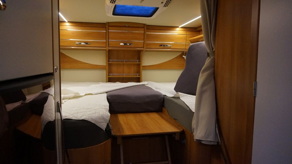 hymer tramp cl 578 als teilintegrierter bei. Black Bedroom Furniture Sets. Home Design Ideas
