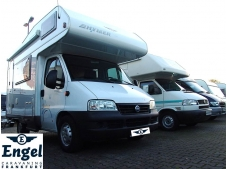 Hymer Camp Swing 494 online