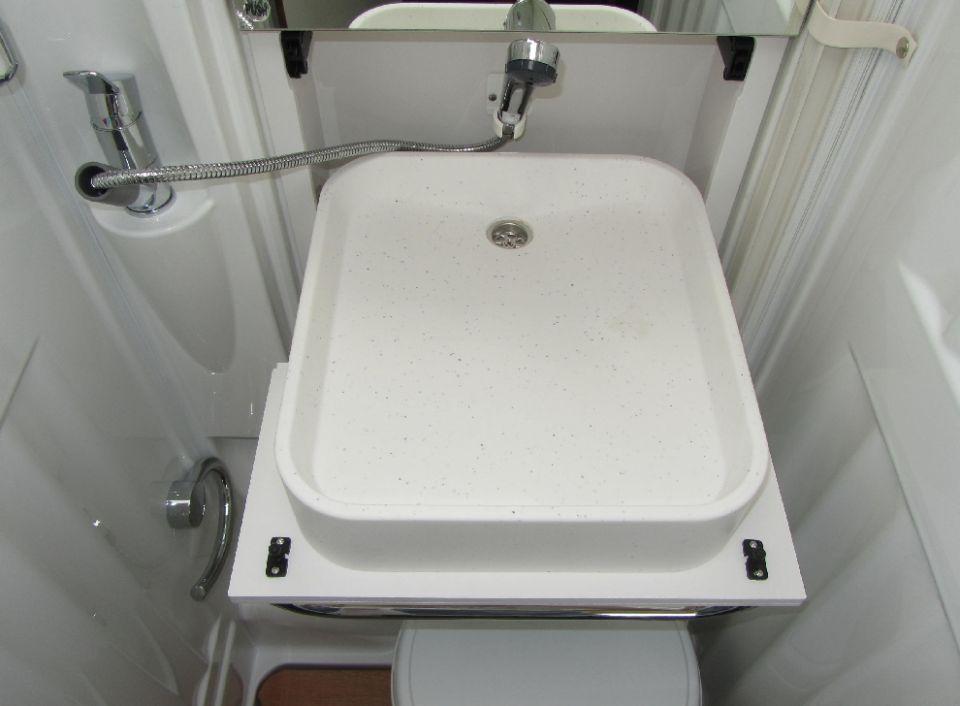 hymer exsis i 474 als integrierter in fuldatal b kassel. Black Bedroom Furniture Sets. Home Design Ideas