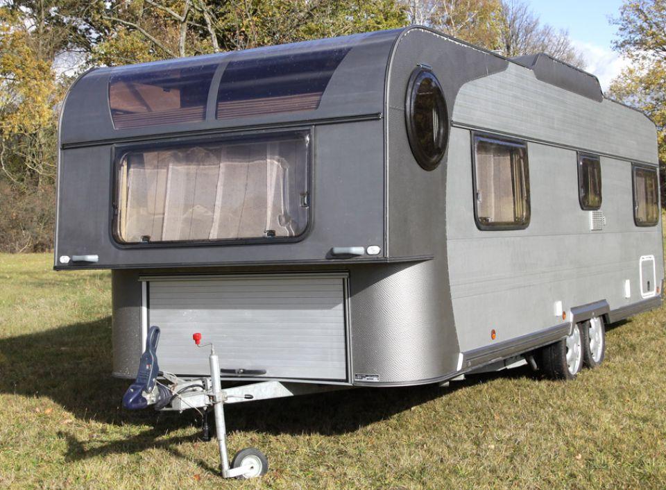 knaus azur 600 als pickup camper bei. Black Bedroom Furniture Sets. Home Design Ideas