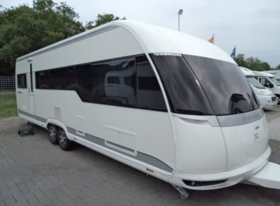 Used Hobby caravans for sale Auto