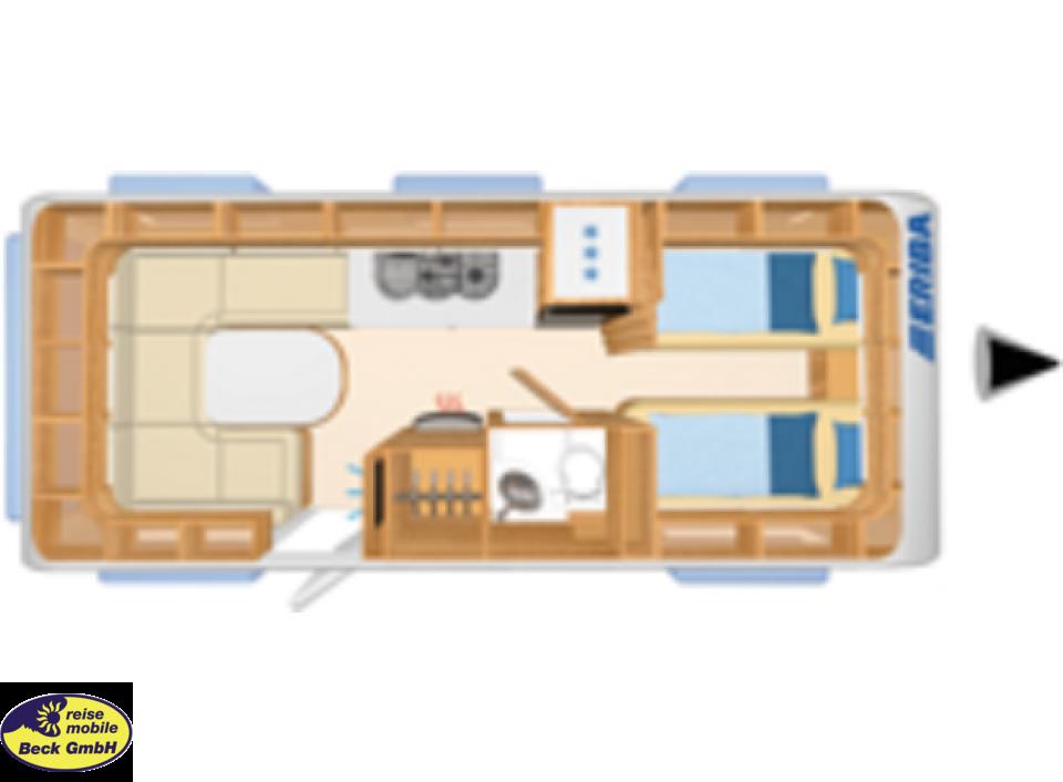 hymer eriba exciting 530 als pickup camper in k ln bei. Black Bedroom Furniture Sets. Home Design Ideas