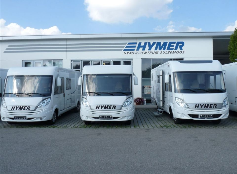 hymer eriba touring triton 430 als pickup camper in. Black Bedroom Furniture Sets. Home Design Ideas
