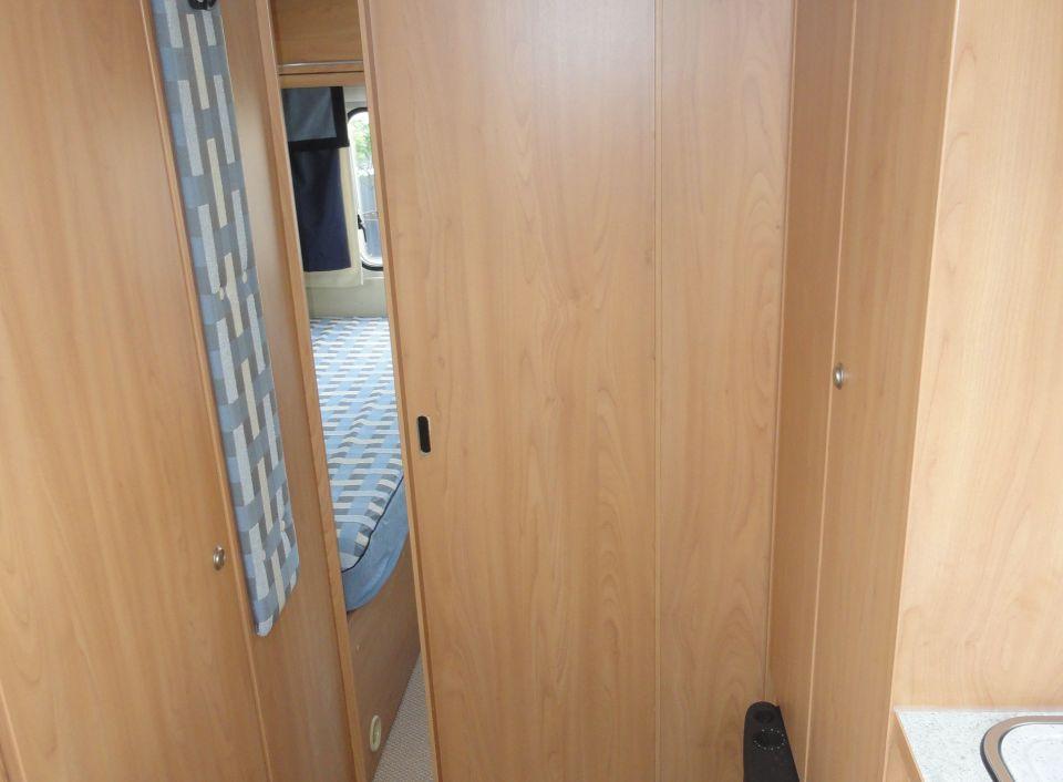b rstner ventana 530 tl als pickup camper in blomberg bei. Black Bedroom Furniture Sets. Home Design Ideas