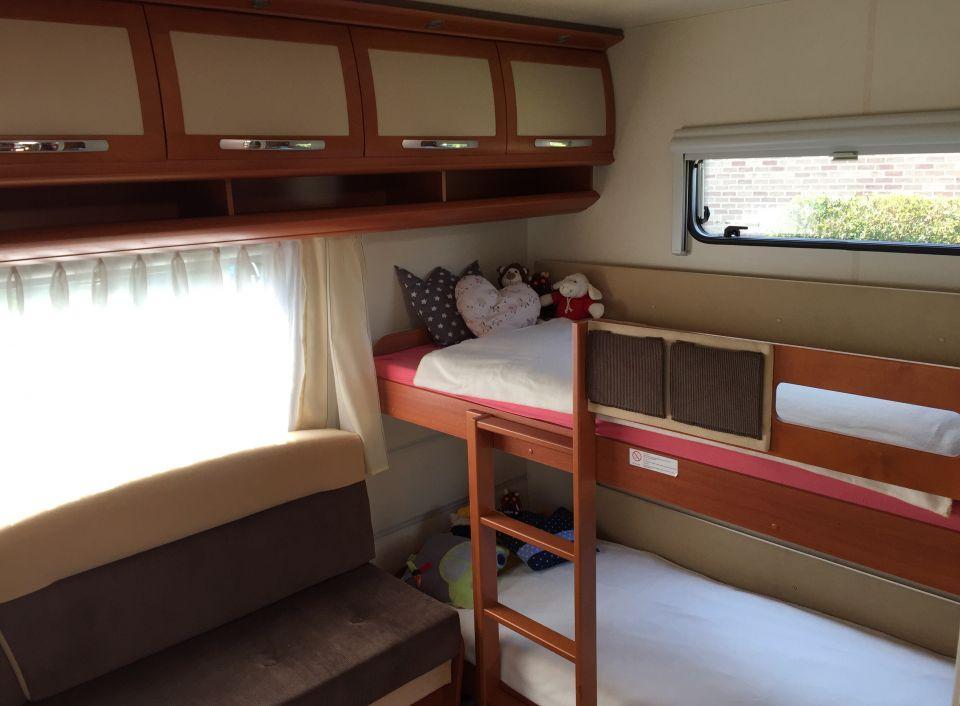 hobby prestige 650 kmfe als pickup camper bei. Black Bedroom Furniture Sets. Home Design Ideas
