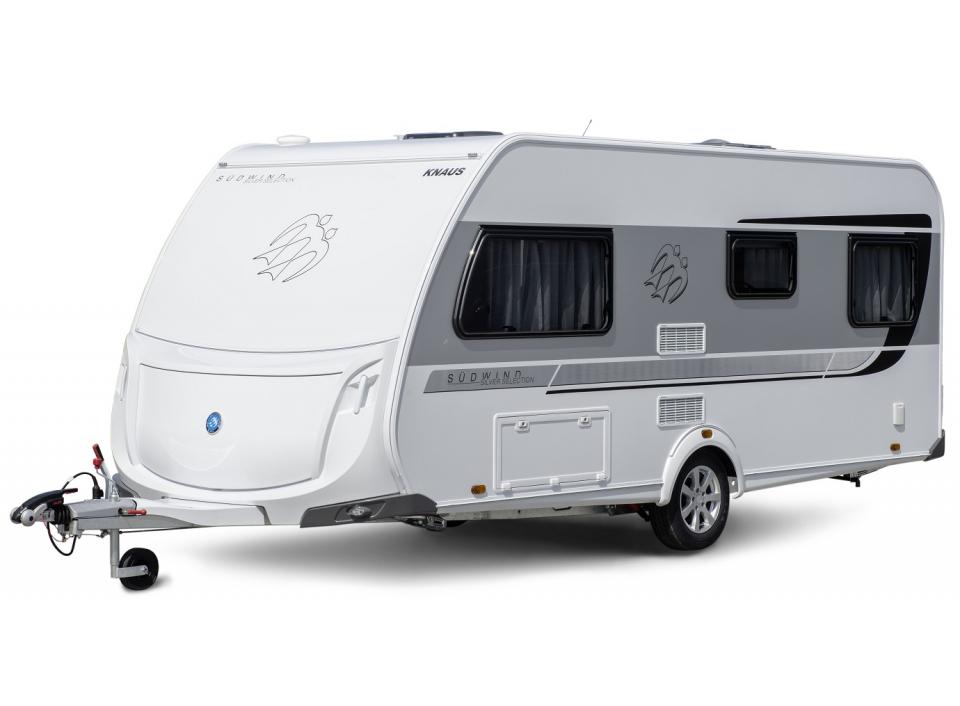 Knaus S 252 Dwind 580 Fsk Silver Selection Als Pickup Camper
