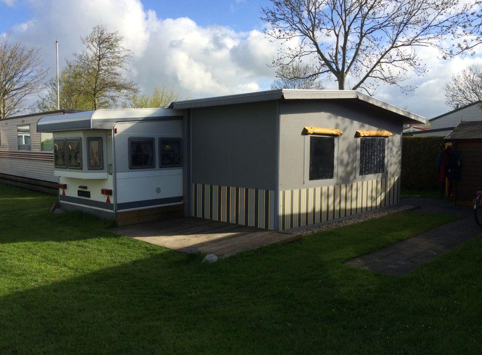 hobby landhaus 750 umf als pickup camper bei. Black Bedroom Furniture Sets. Home Design Ideas