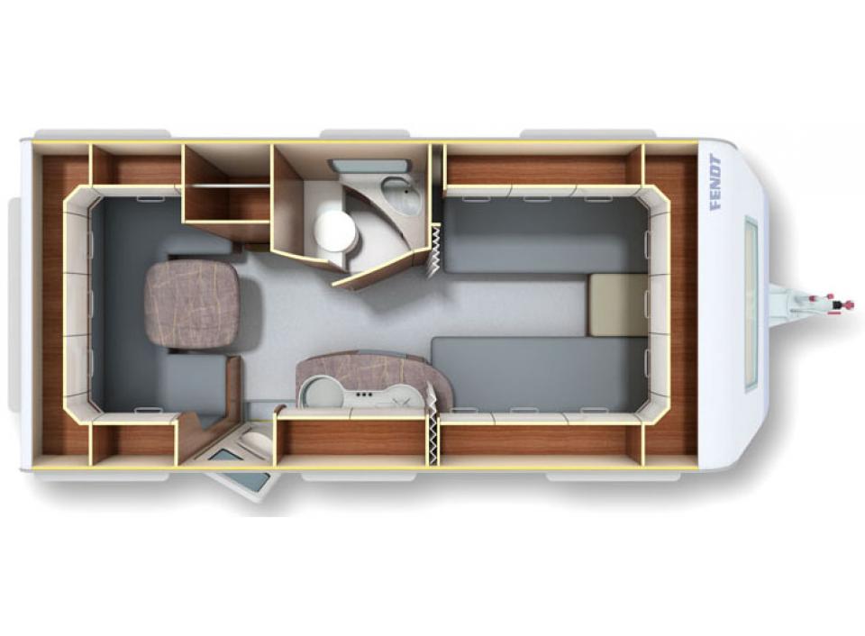 fendt opal 465 tg als pickup camper in l rrach bei. Black Bedroom Furniture Sets. Home Design Ideas