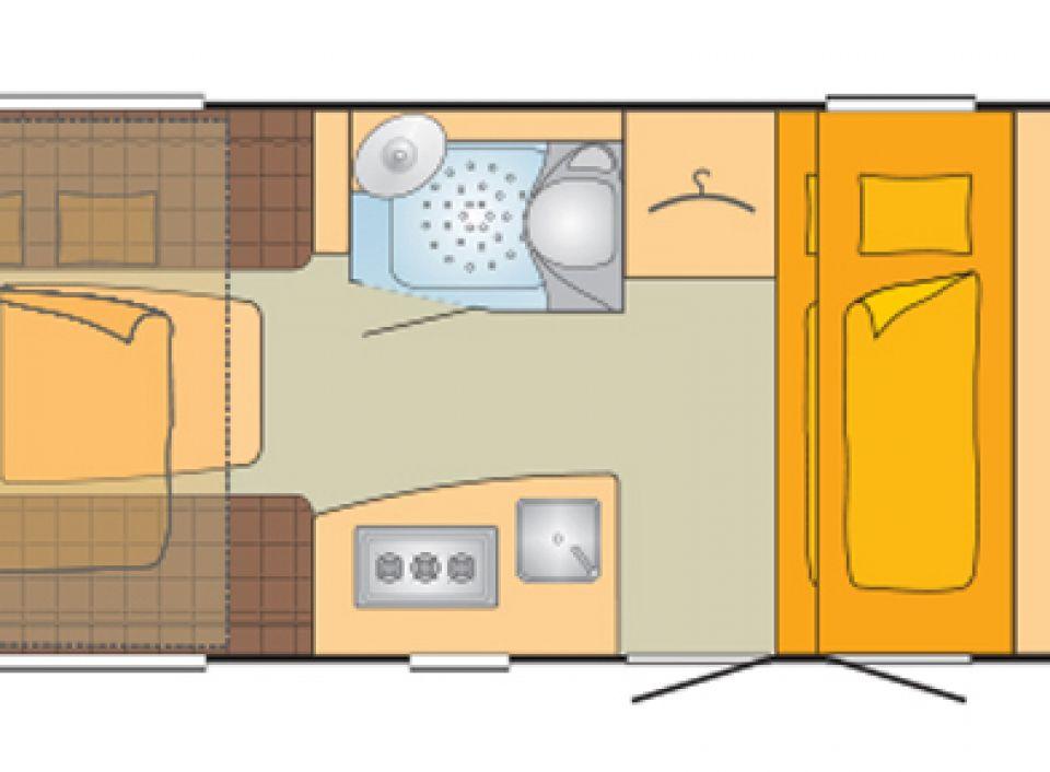 b rstner averso plus 440 tk als pickup camper in w rselen aachen bei. Black Bedroom Furniture Sets. Home Design Ideas