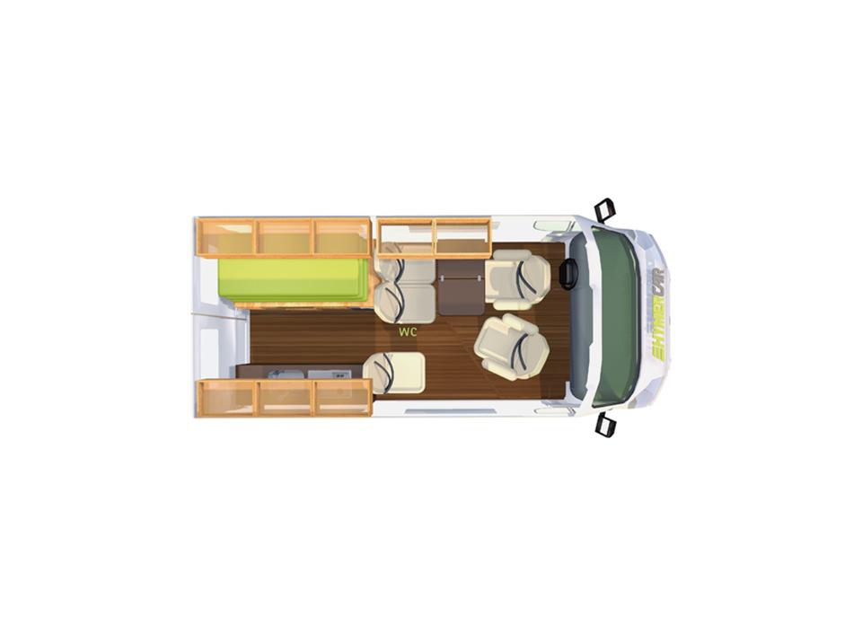 hymercar hymercar rio als kastenwagen in wertheim bei. Black Bedroom Furniture Sets. Home Design Ideas