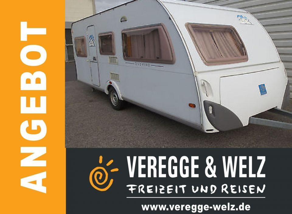 Wohnwagen Etagenbett Maße : Knaus südwind 500 ku als pickup camper in bissendorf bei caraworld.de