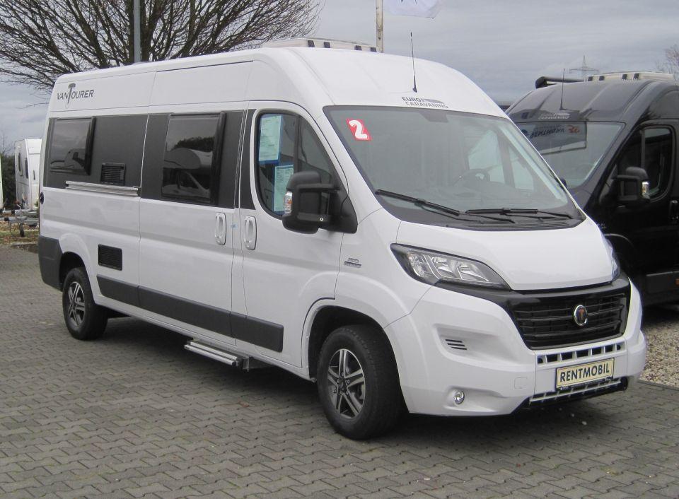 VanTourer VT Comfort 600 als Kastenwagen in Wesseling bei caraworld.de