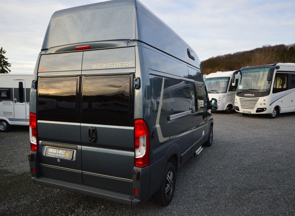 weinsberg carabus 601 mqh als kastenwagen in bissendorf bei. Black Bedroom Furniture Sets. Home Design Ideas