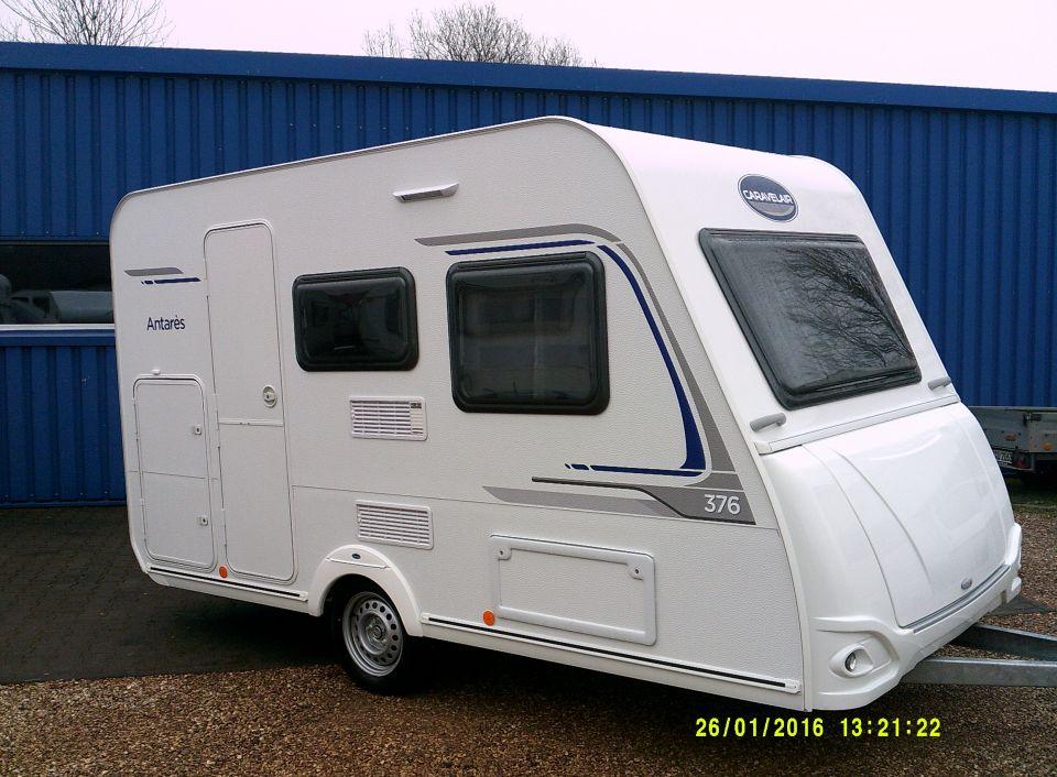 caravelair antares 376 als pickup camper in freisen bei. Black Bedroom Furniture Sets. Home Design Ideas