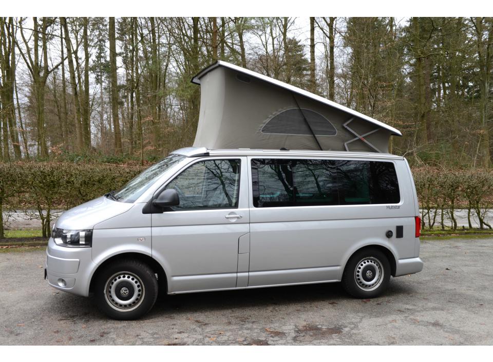 VW California Beach T6 - Van Dream Madrid | Surf van