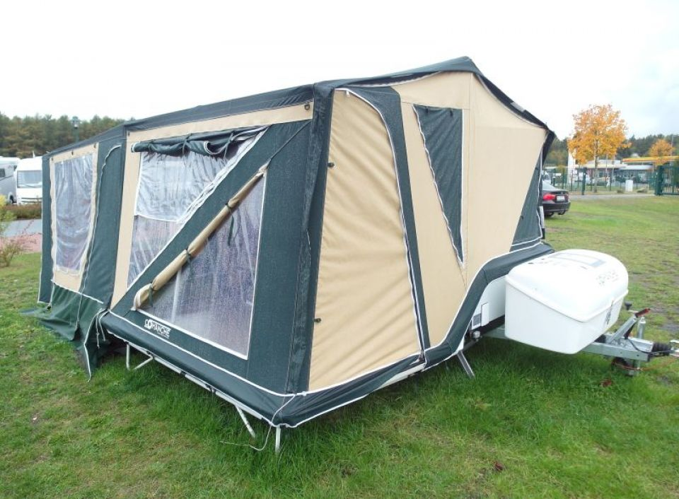 sk camping sk montana lx als pickup camper in wietzendorf. Black Bedroom Furniture Sets. Home Design Ideas