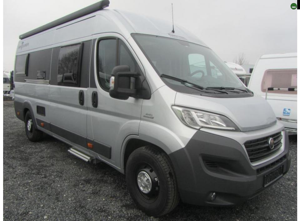 Vantourer Vantourer 630 Comfort Als Kastenwagen In