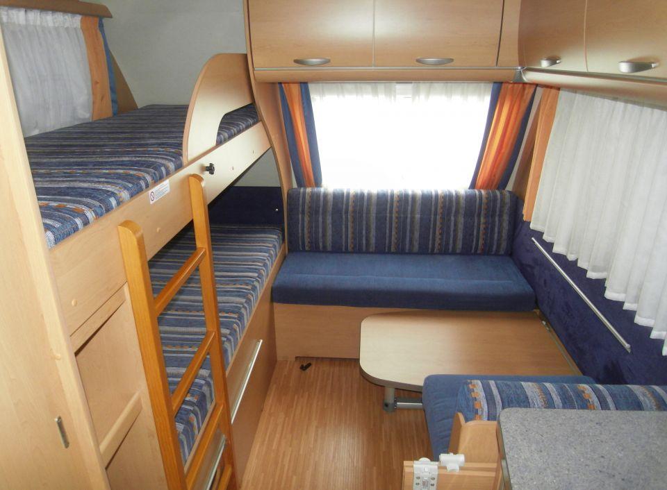 Wohnwagen Etagenbett Knaus : Knaus südwind ku als pickup camper in bissendorf bei caraworld