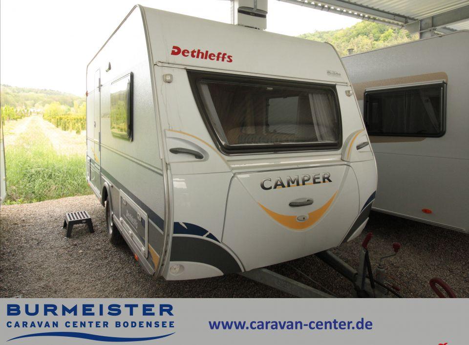 dethleffs camper 395 hk als pickup camper in bodman. Black Bedroom Furniture Sets. Home Design Ideas