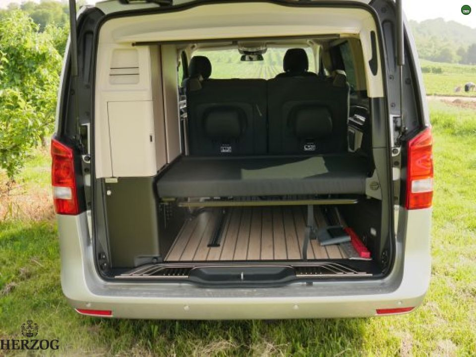 mercedes benz marco polo 250 d als kastenwagen in kirchheim neckar bei. Black Bedroom Furniture Sets. Home Design Ideas