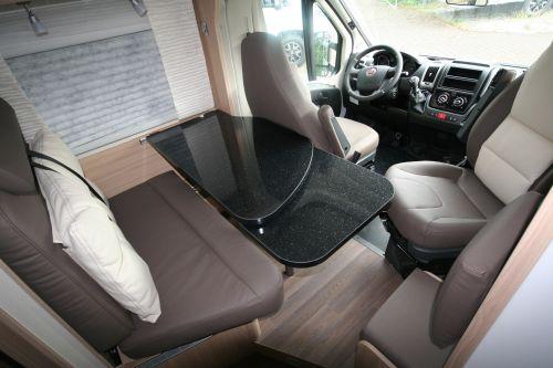 Bürstner Travel Van t 590 G IC-line Ausstattung
