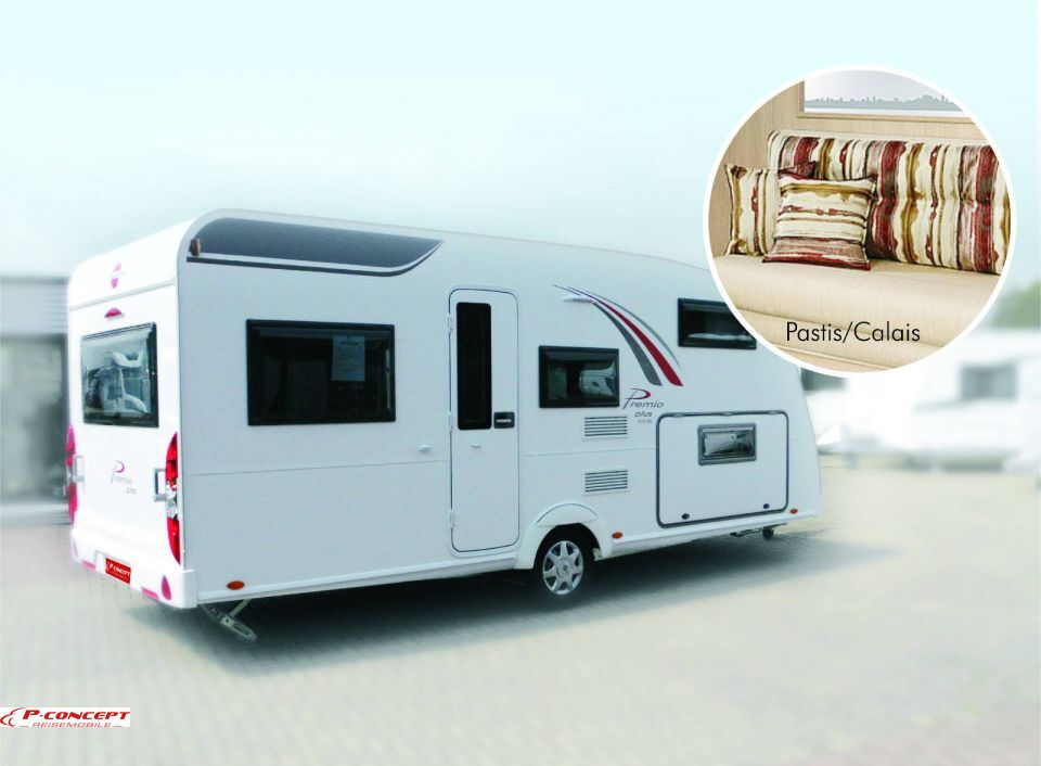 b rstner premio plus 510 tk als pickup camper in. Black Bedroom Furniture Sets. Home Design Ideas