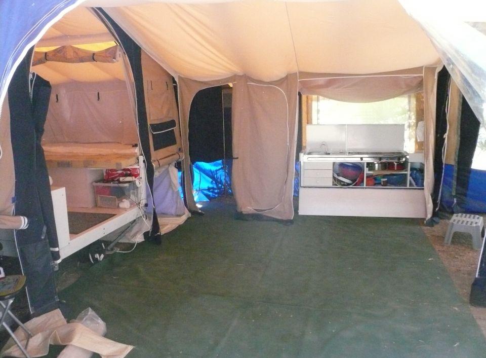 trigano vendome gl als pickup camper bei. Black Bedroom Furniture Sets. Home Design Ideas
