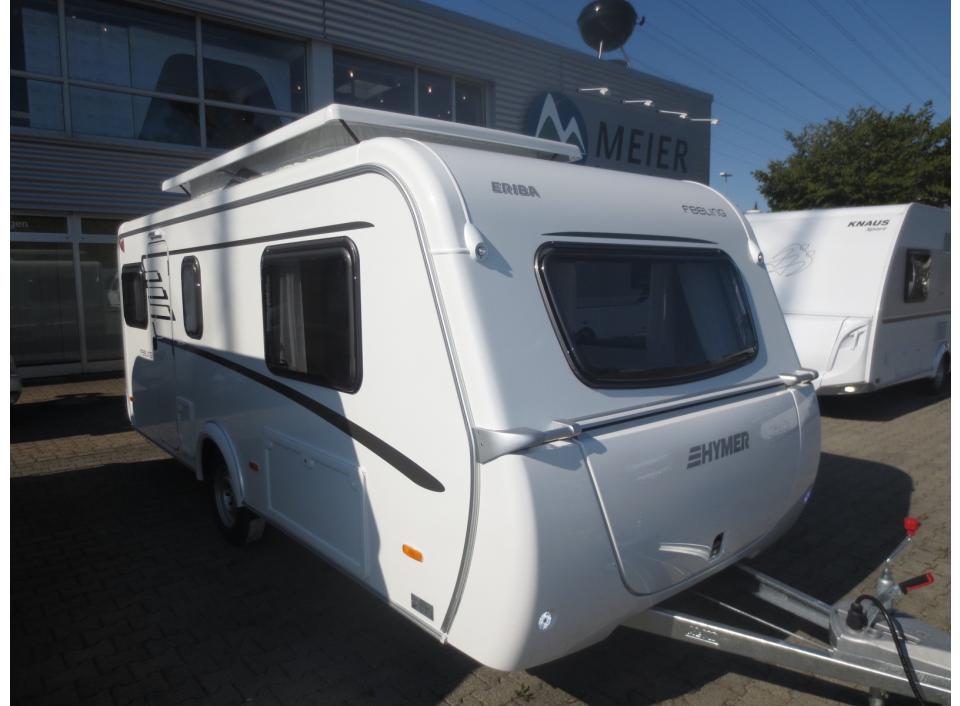 Hymer Eriba Feeling 470 EB als Pickup-Camper in Leverkusen