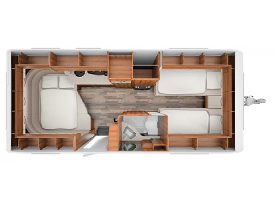 tabbert da vinci 540 e 2 3 als pickup camper in cloppenburg bei. Black Bedroom Furniture Sets. Home Design Ideas
