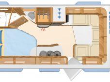 hymer eriba nova gl 485 angebote bei. Black Bedroom Furniture Sets. Home Design Ideas