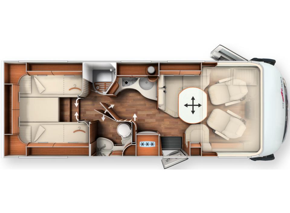 carthago chic c line i 4 9 heavy als integrierter in. Black Bedroom Furniture Sets. Home Design Ideas