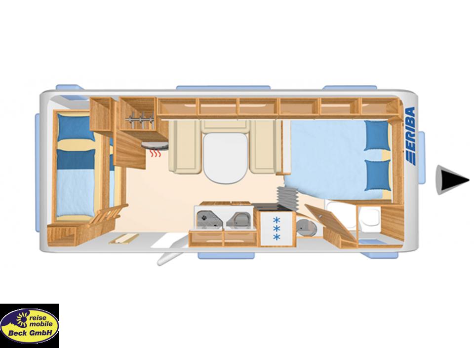 hymer eriba exciting 560 als pickup camper in k ln bei. Black Bedroom Furniture Sets. Home Design Ideas