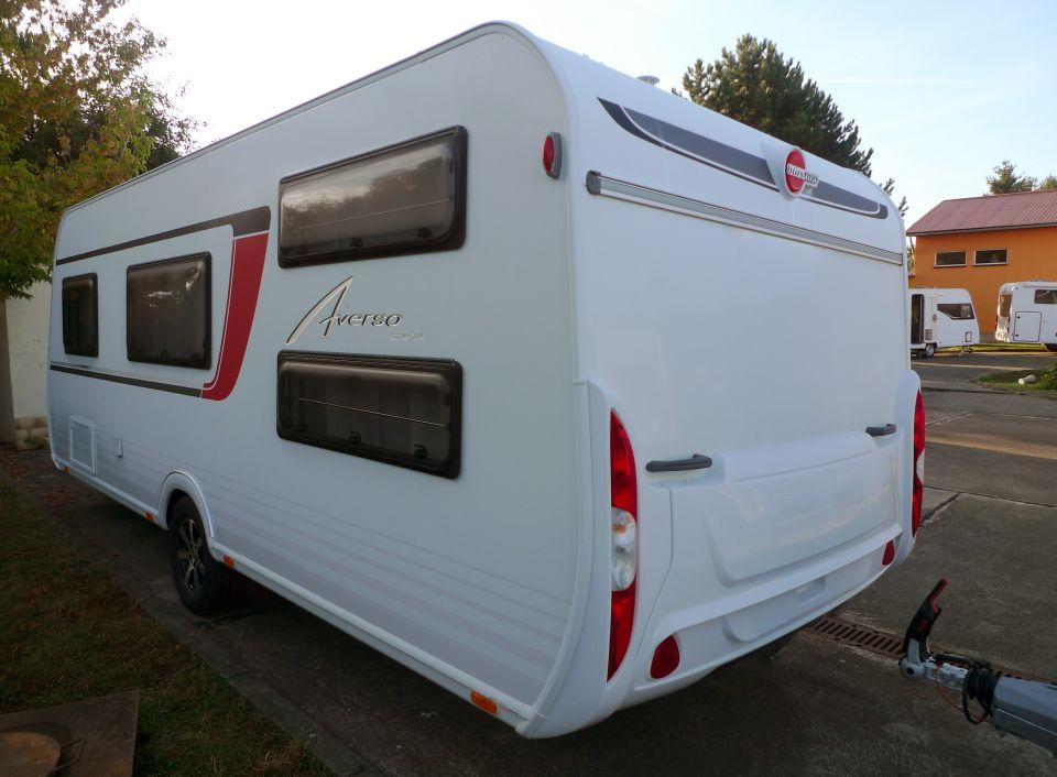 b rstner averso 570 tk als pickup camper in bad langensalza bei. Black Bedroom Furniture Sets. Home Design Ideas
