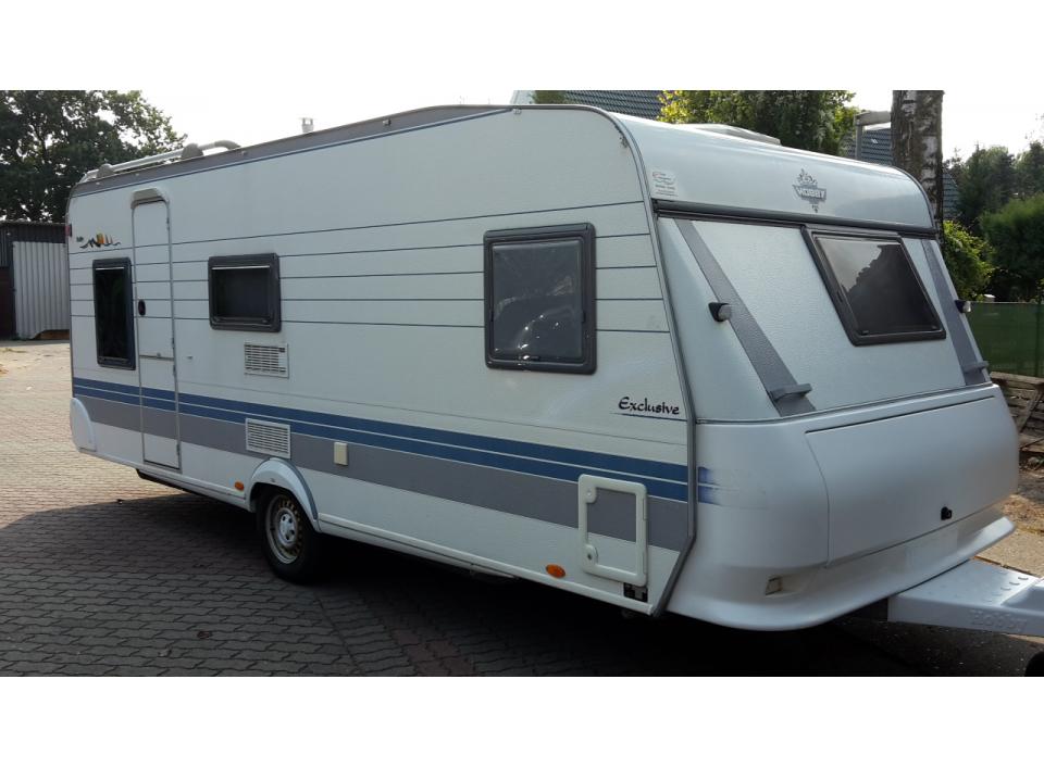 hobby exclusive 560 kmfe als pickup camper bei. Black Bedroom Furniture Sets. Home Design Ideas