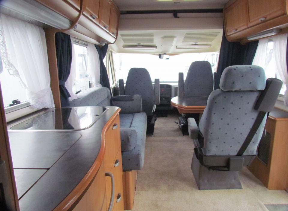 hymer b klasse 694 als integrierter in m lheim ruhr bei. Black Bedroom Furniture Sets. Home Design Ideas