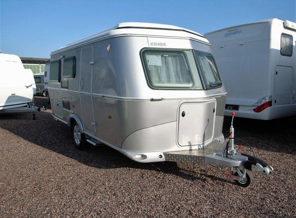 hymer eriba touring troll 530 als pickup camper in. Black Bedroom Furniture Sets. Home Design Ideas