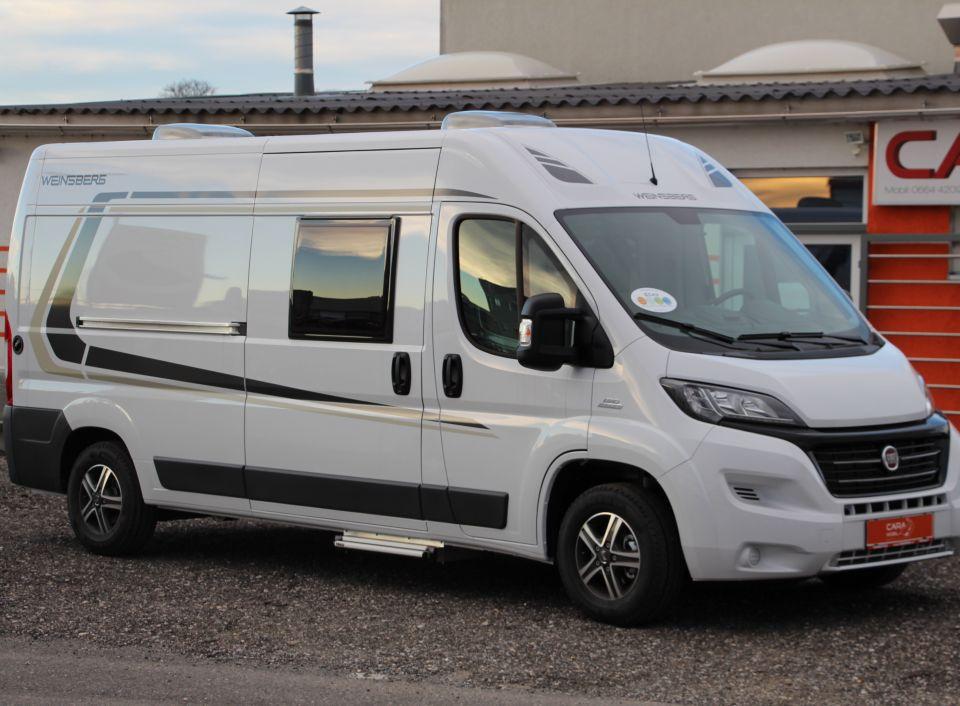 weinsberg carabus 601 mq als kastenwagen in leopoldsdorf. Black Bedroom Furniture Sets. Home Design Ideas