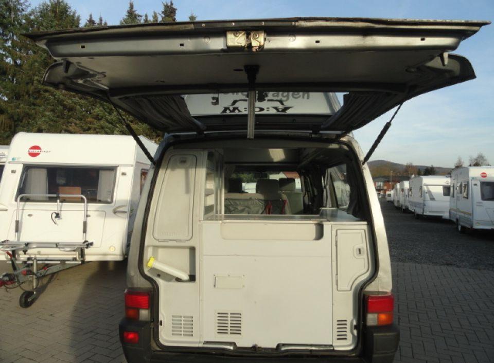 VW California Club Westfalia Hochdach als Kastenwagen in