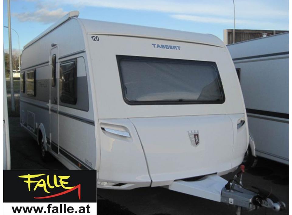 Tabbert Puccini 560 Ueb 2 5 Als Pickup Camper In Villach