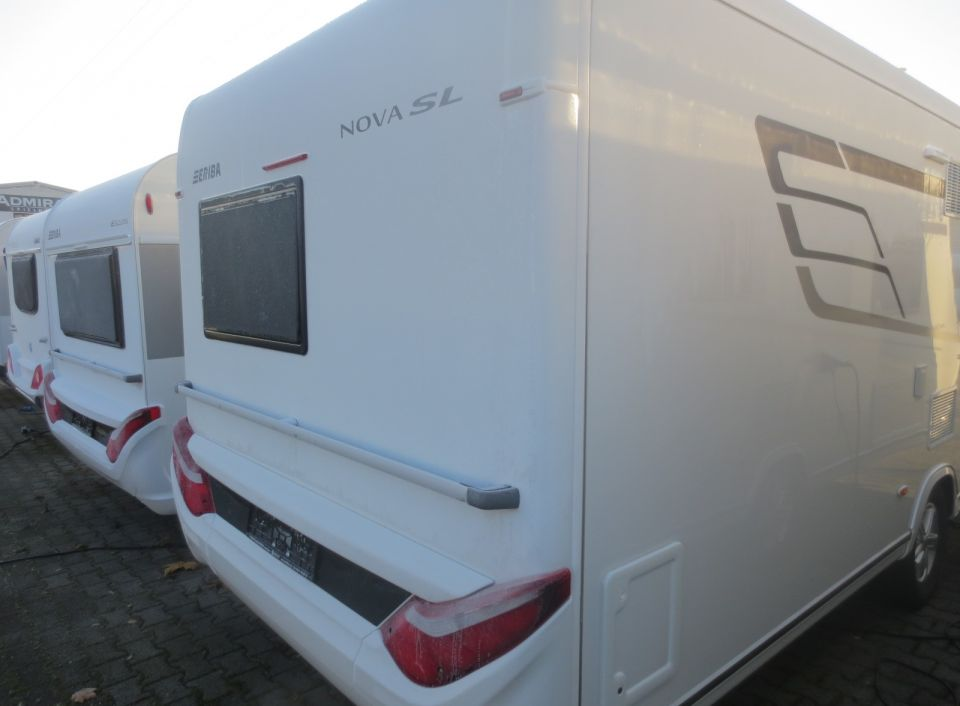 hymer eriba nova sl 545 sl als pickup camper in leverkusen. Black Bedroom Furniture Sets. Home Design Ideas