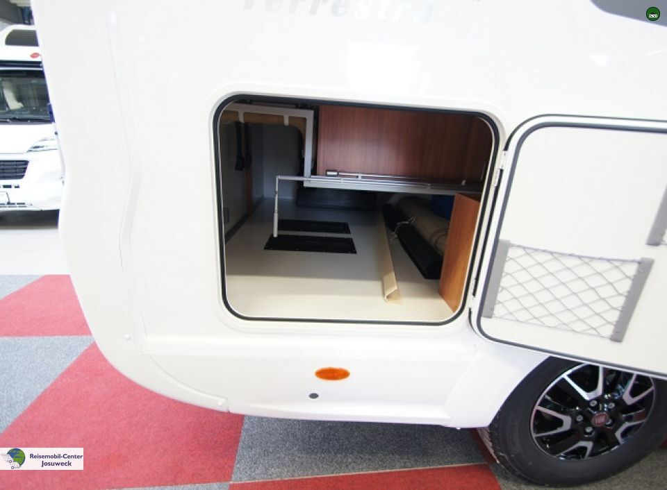 Eura Mobil Terrestra A 570 Hs Als Alkoven In Witten Bei